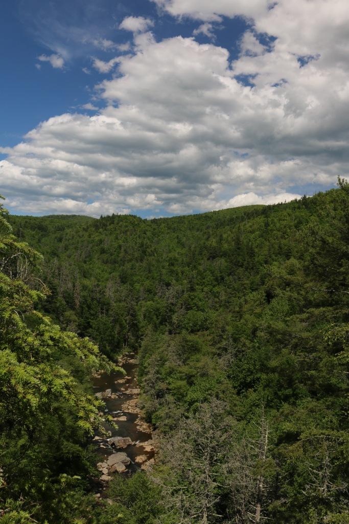 Linville River Gorge